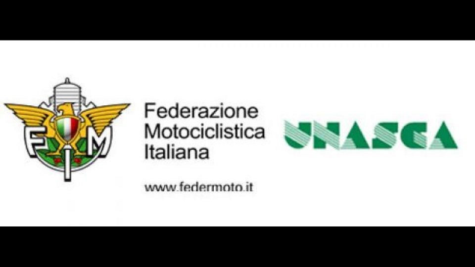 Moto - News: Possibile accordo tra FMI e UNASCA