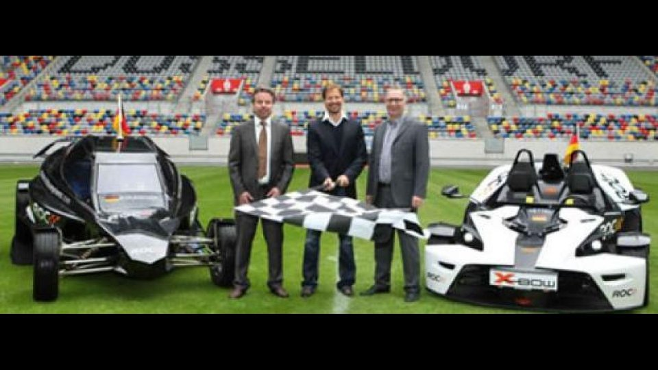 Moto - News: Race of Champions 2010: Doohan e Pastrana contro tutti