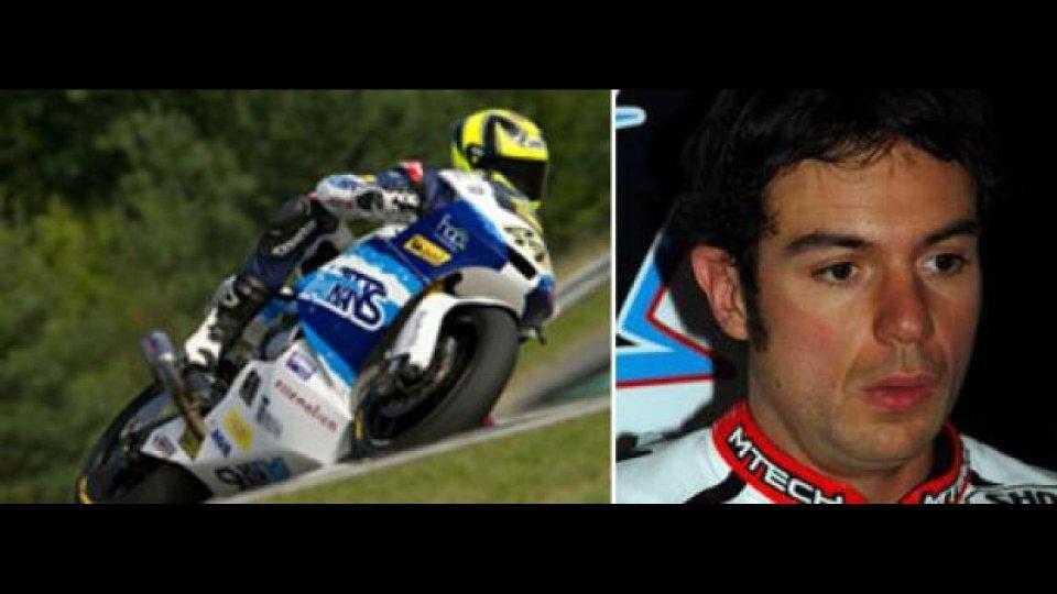 Moto - News: Rolfo in SBK con Pedercini e la Kawasaki ZX-10R