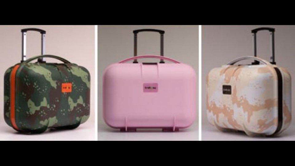Moto - News: Trollway: il topcase diventa valigia