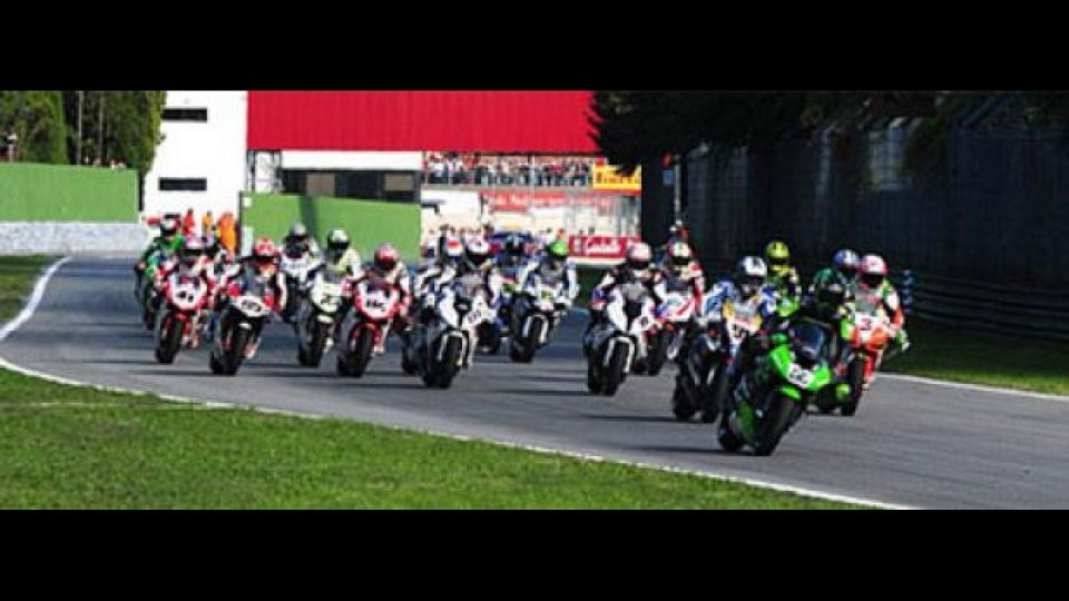 Moto - News: WSBK 2011: Imola confermata