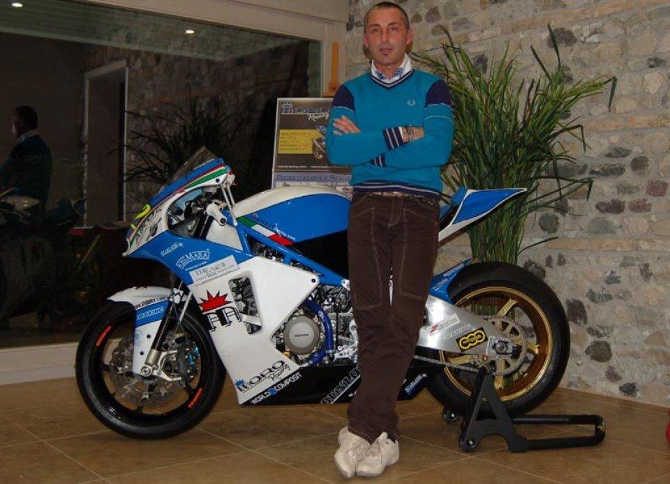 Moto - News: Una Moto2 tutta veneta per il CIV