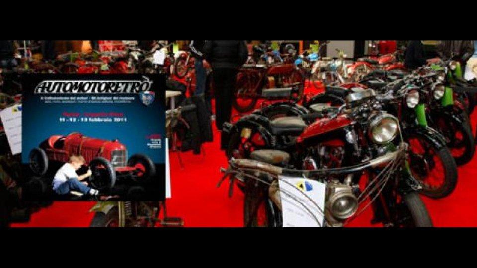Moto - News: 29° Automotoretro' 2011
