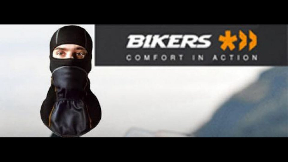 Moto - News: Bikers: Snow Wind Windstopper