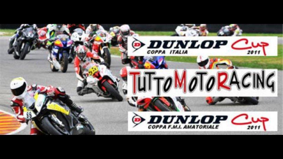 Moto - News: I Trofei Dunlop 2011