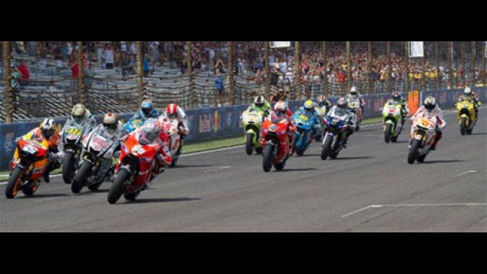Moto - News: MotoGp 2011: quattro sessioni di prove a weekend