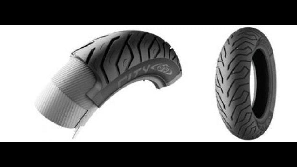 Moto - Test: Michelin City Grip - TEST