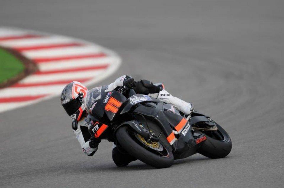 Moto - News: Ancora Lowes nei test Supersport