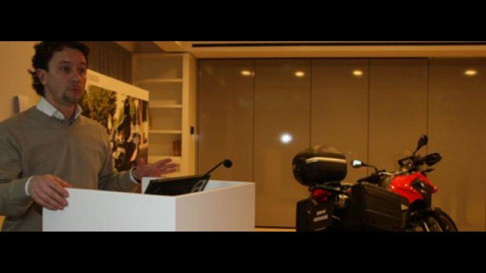 Moto - News: BMW G 650 GS: conferenza stampa LIVE