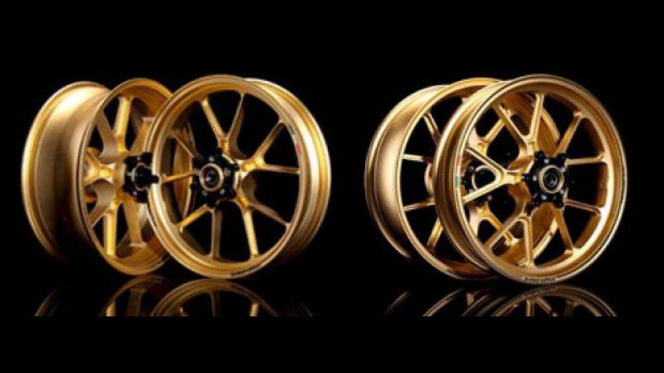 Moto - News: Cerchi Marchesini OTB Limited Edition