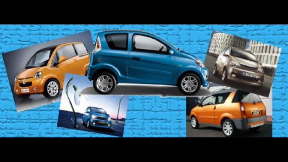 Moto - News: Cinquantini e microcar: patente unica in arrivo