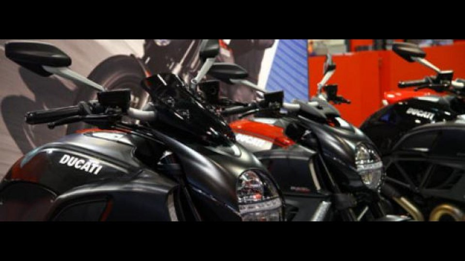 Moto - News: Ducati al Verona Motor Bike Expo 2011