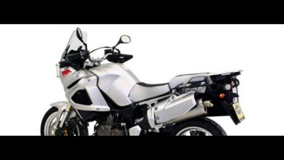 Moto - News: Laser: lo scarico per la Yamaha XT 1200 Z