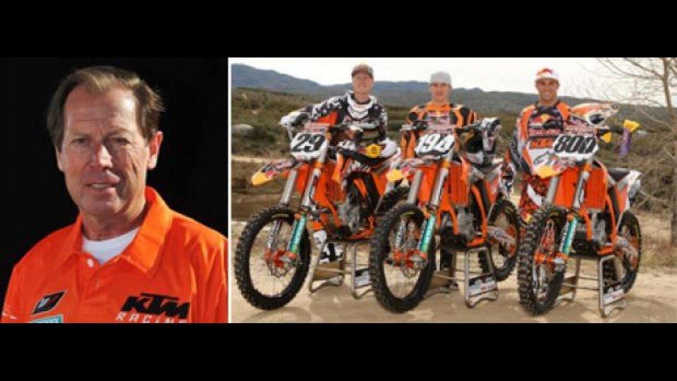 Moto - News: Roger De Coster parla dei suoi piloti