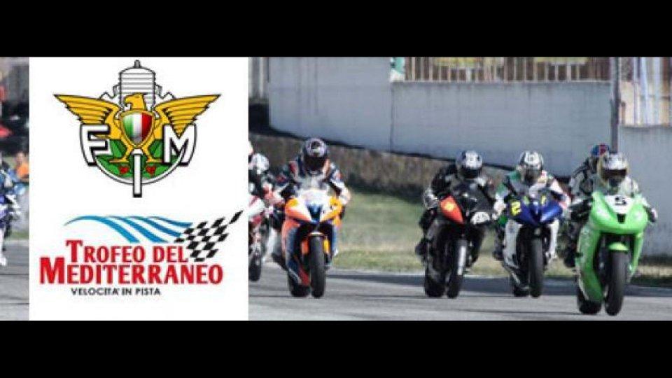 Moto - News: Trofeo del Mediterraneo: gli appuntamenti 2011