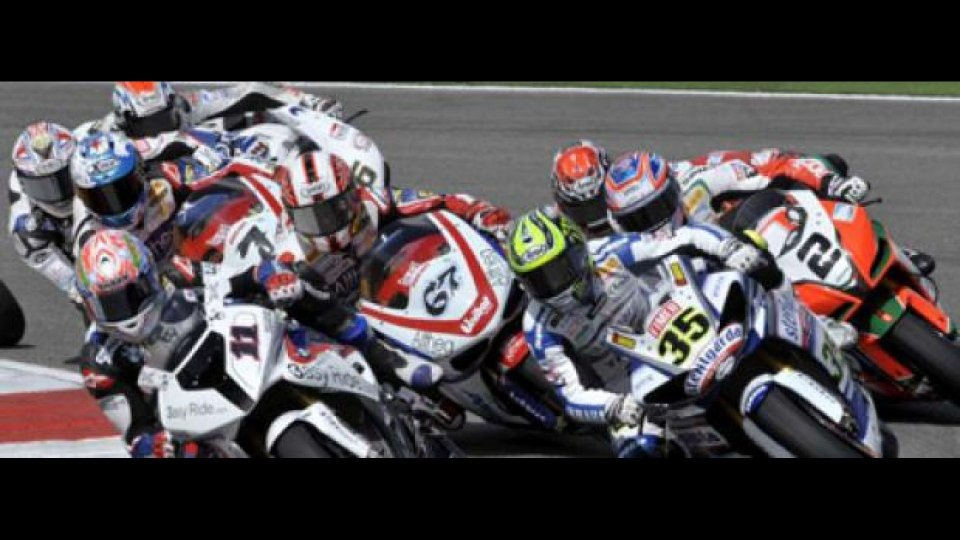 Moto - News: WSBK 2011: Portimao Test in Diretta Live