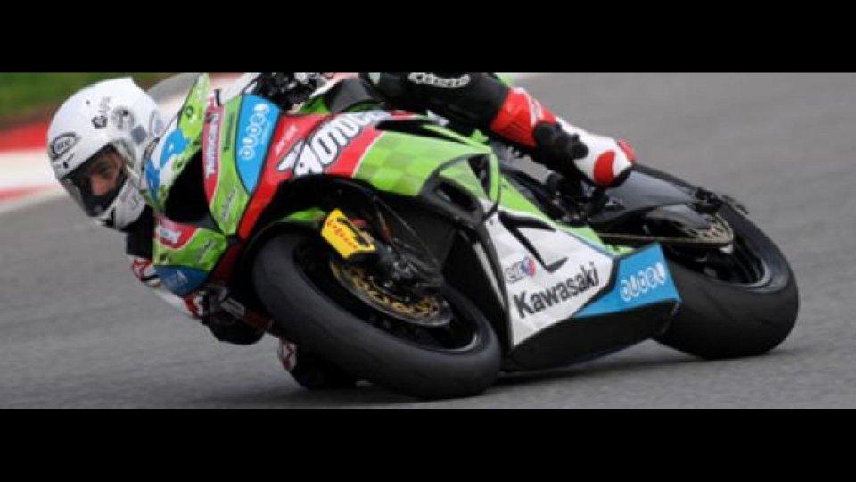 Moto - News: WSS Test Portimao: I primi riscontri