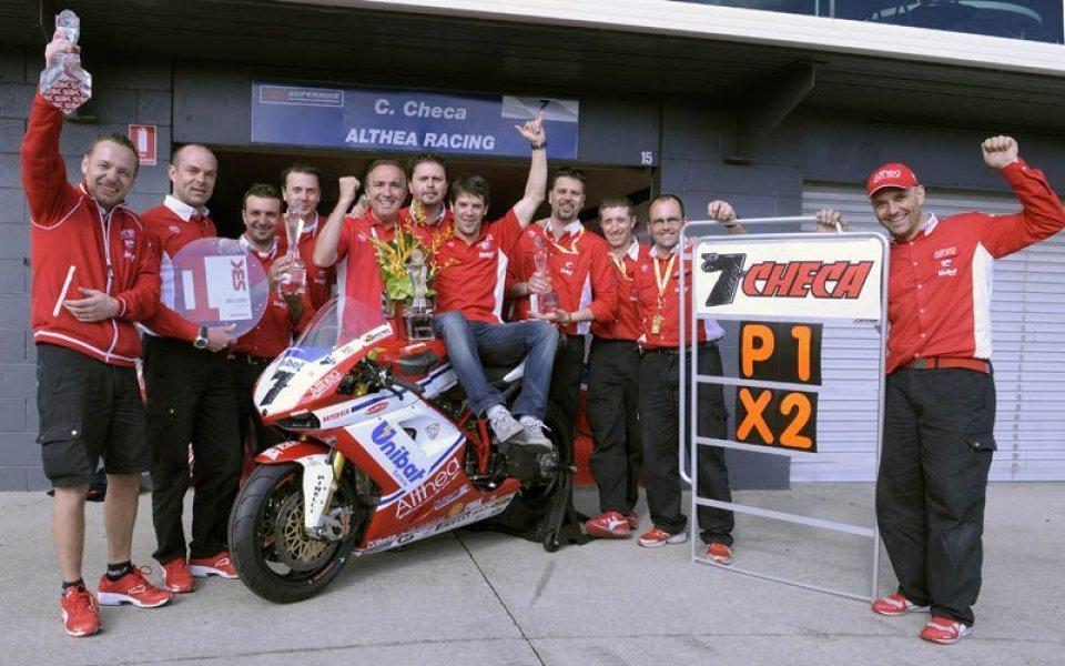 """Moto - News: Bevilacqua: """"Altro che ufficiale!"""""""