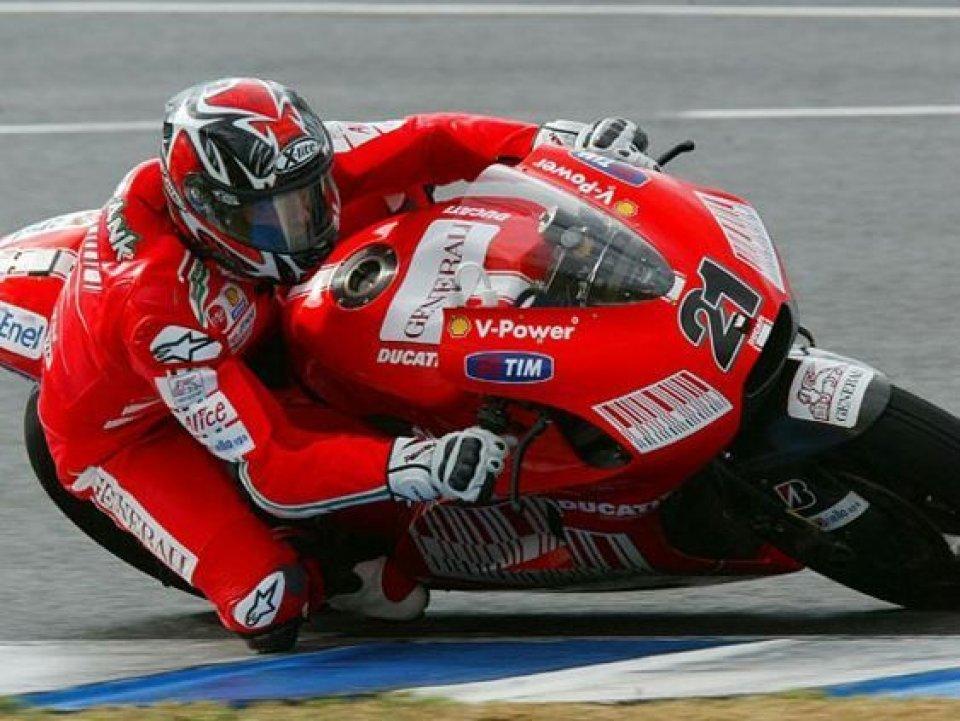 Moto - News: Ducati avanti tutta: test anche a Jerez