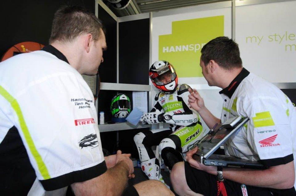 Moto - News: WSS: Ancora Foret nelle libere