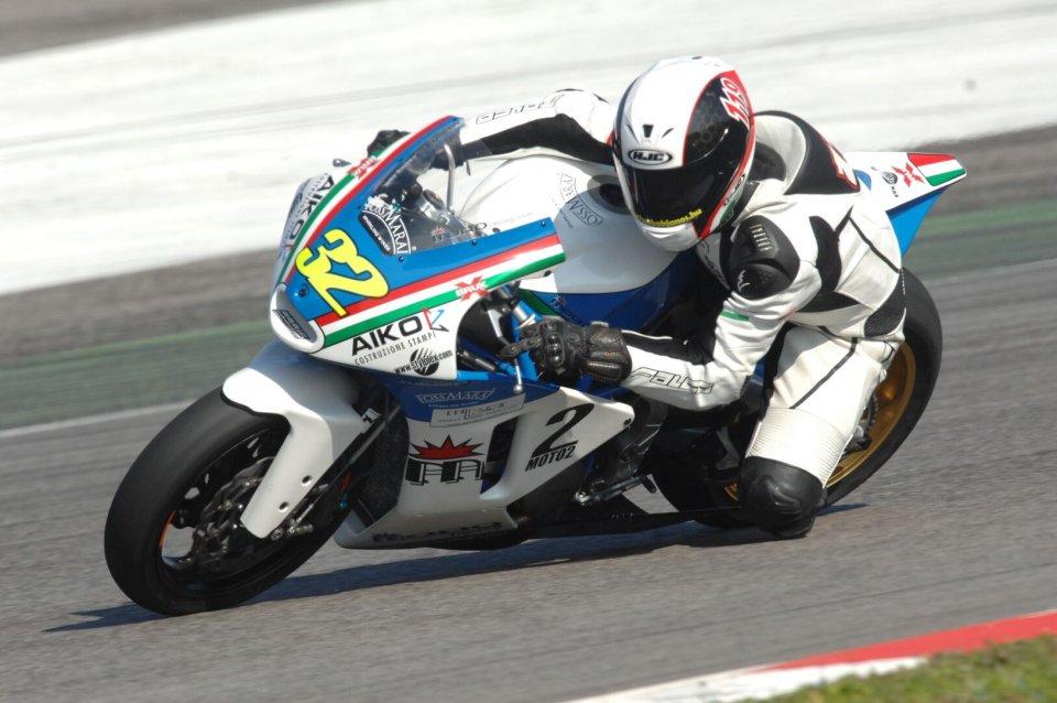 Moto - News: Moto3: in pista la Sherco MR3