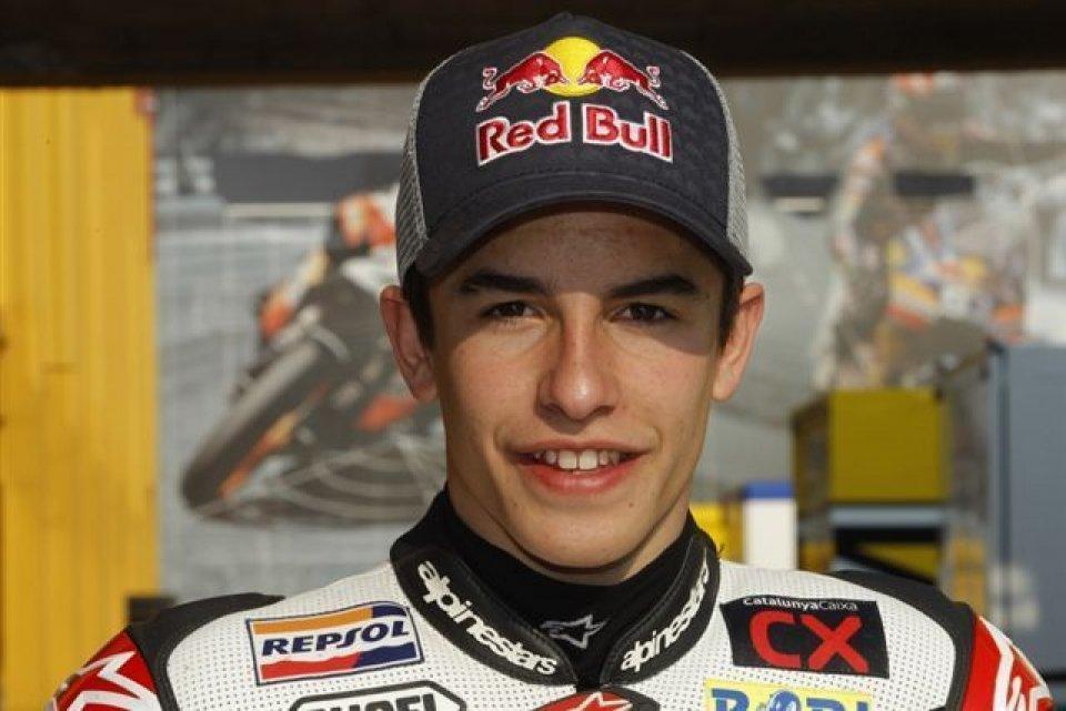 Moto - News: Buon compleanno Marc Marquez!