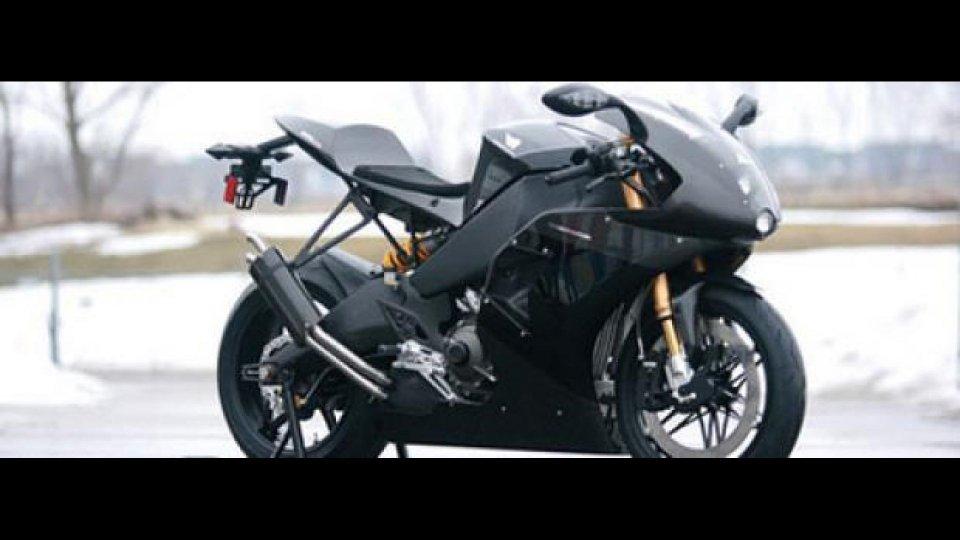 Moto - News: Erik Buell Racing 1190 RS: le prime immagini