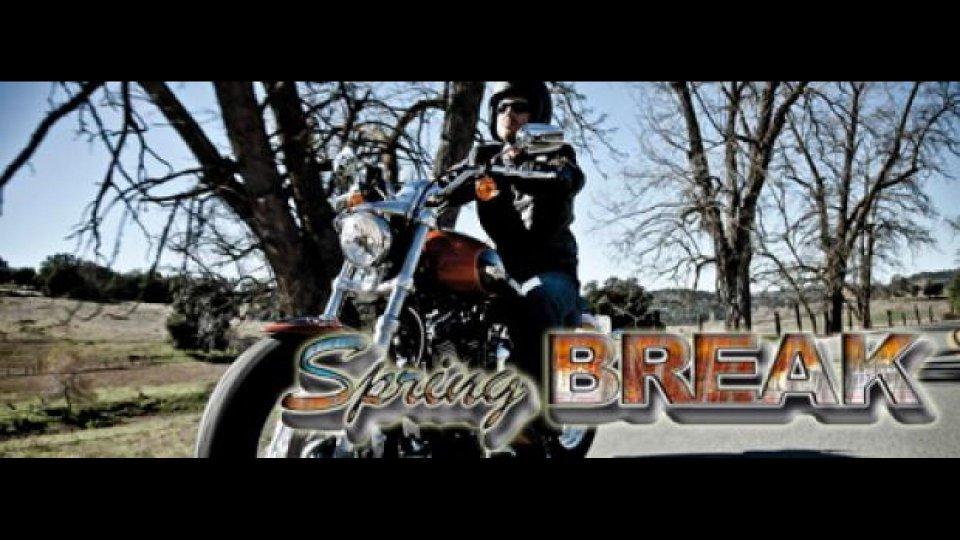Moto - News: Harley-Davidson: Spring Break 2011