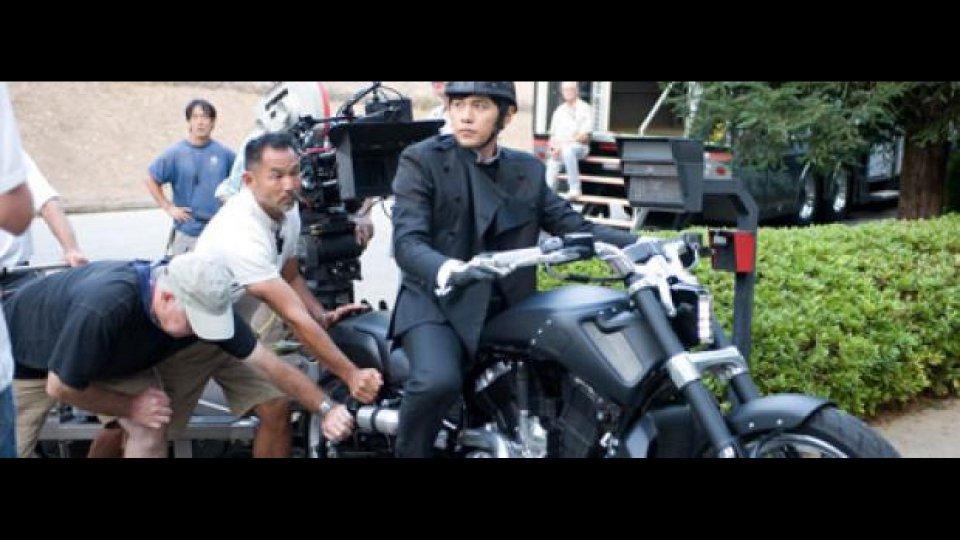 Moto - News: Harley-Davidson sul grande schermo