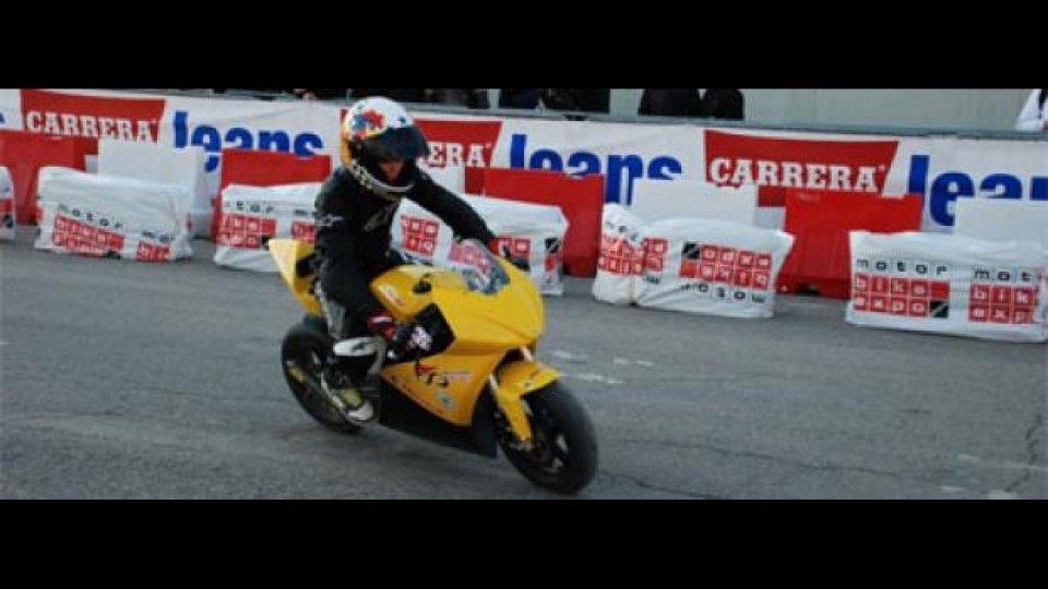 Moto - News: Mini GP School a Motodays 2011