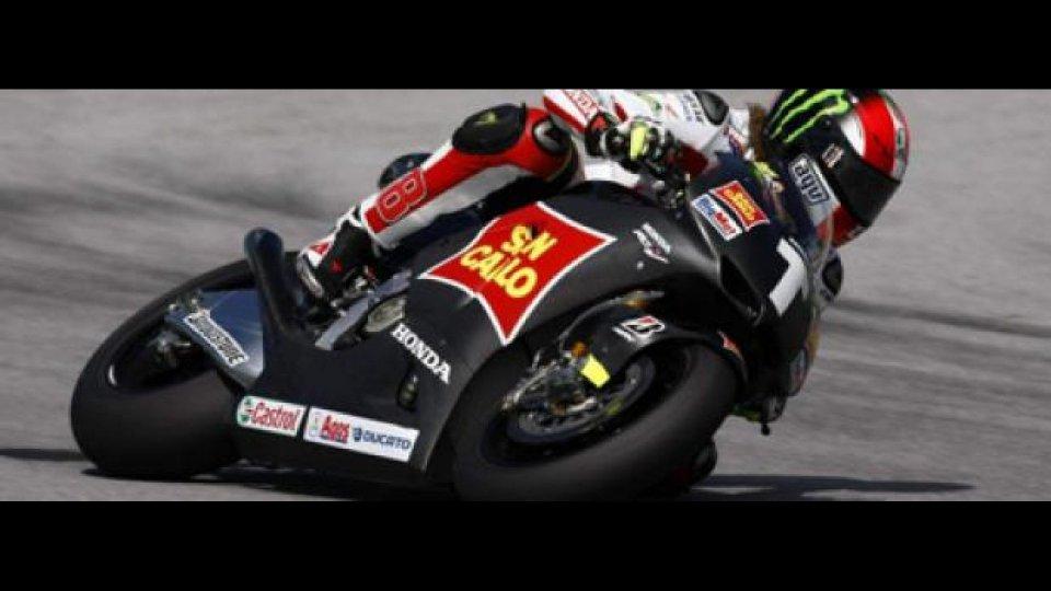Moto - News: MotoGP 2011 Test Sepang Day 3: Simoncelli soffia il primo posto a Pedrosa