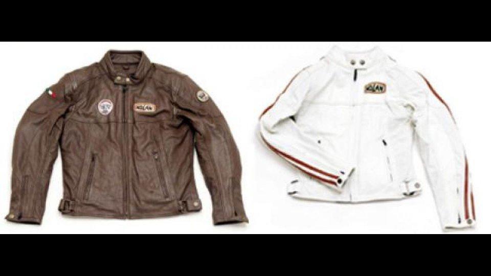 Moto - News: Nolan: abbigliamento primavera estate 2011