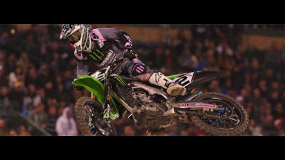 Moto - News: AMA Supercross 2011: Atlanta, Villopoto imprendibile