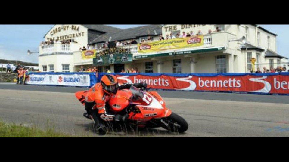 Moto - News: TT di Man: più sicurezza sull'Isola