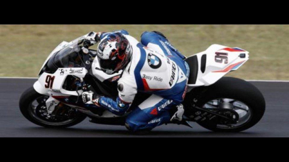Moto - News: WSBK 2011: Conclusi i test BMW a Phillip Island