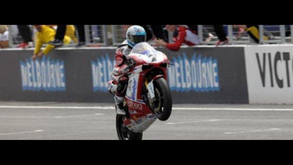 Moto - News: WSBK 2011, Phillip Island: Checa chiude la doppietta