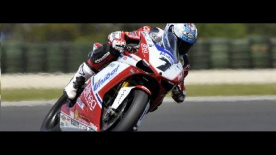Moto - News: WSBK 2011, Superpole: Checa davanti a tutti