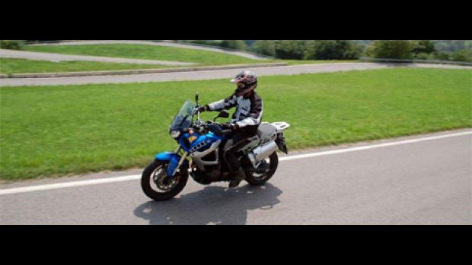 Moto - News: Yamaha Super Ténéré Experience 2011