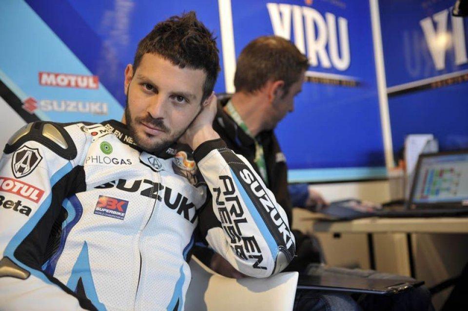 """Moto - News: Fabrizio: """"Cose che capitano..."""""""