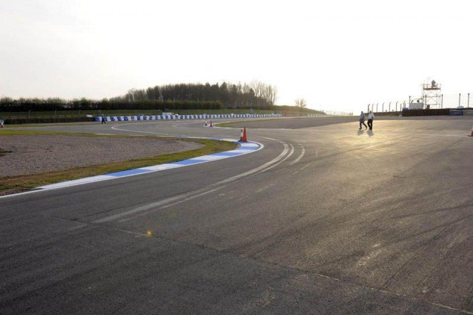 Moto - News: Modificato il circuito di Donington