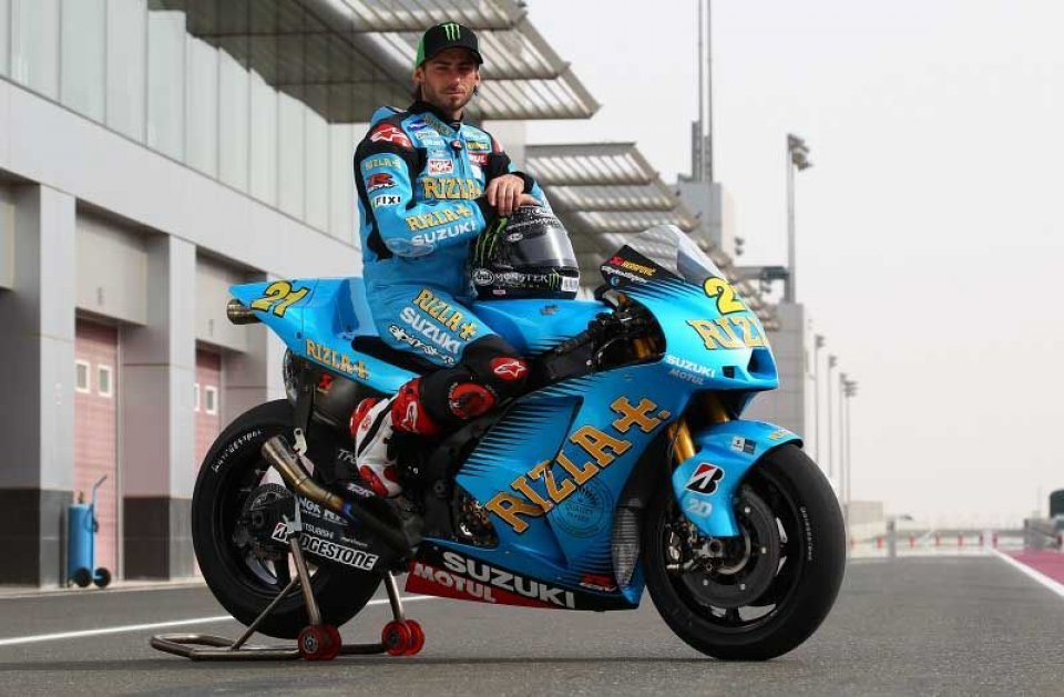 """Moto - News: Hopkins: da """"attore"""" a pilota a Jerez"""