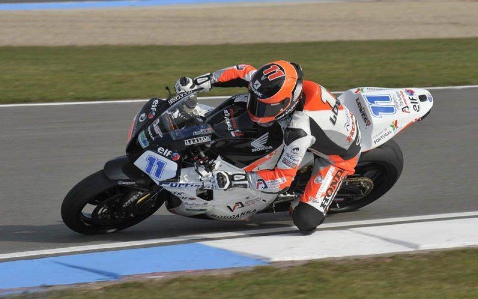 Moto - News: WSS: Lowes più veloce del freddo