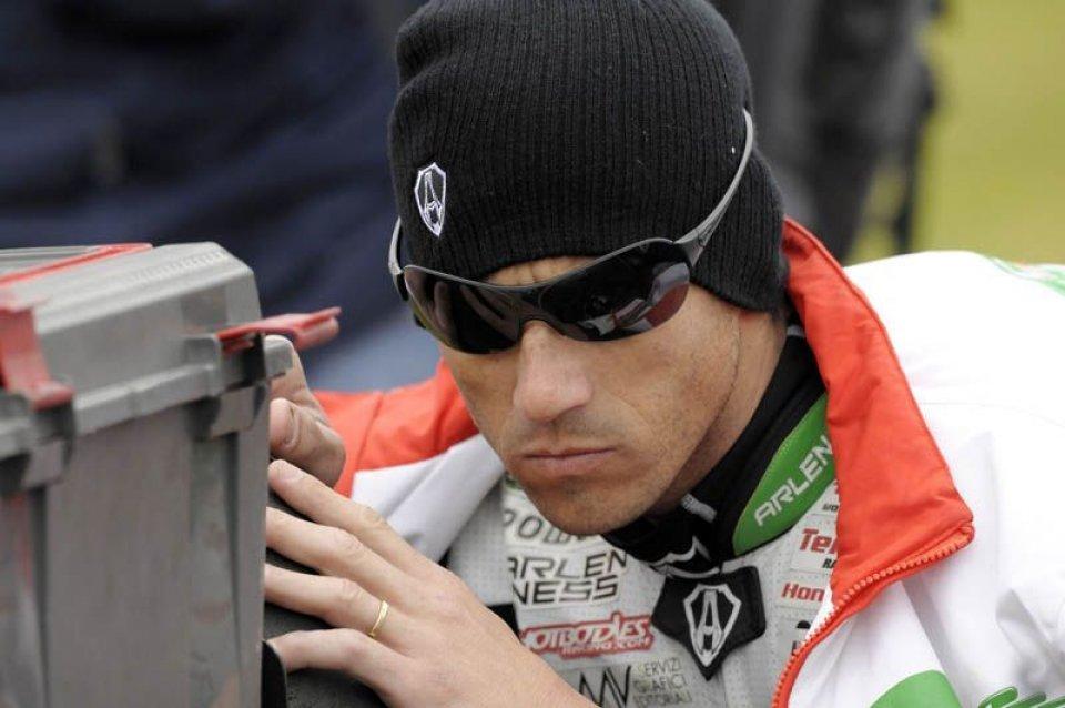 Moto - News: Facce da Donington
