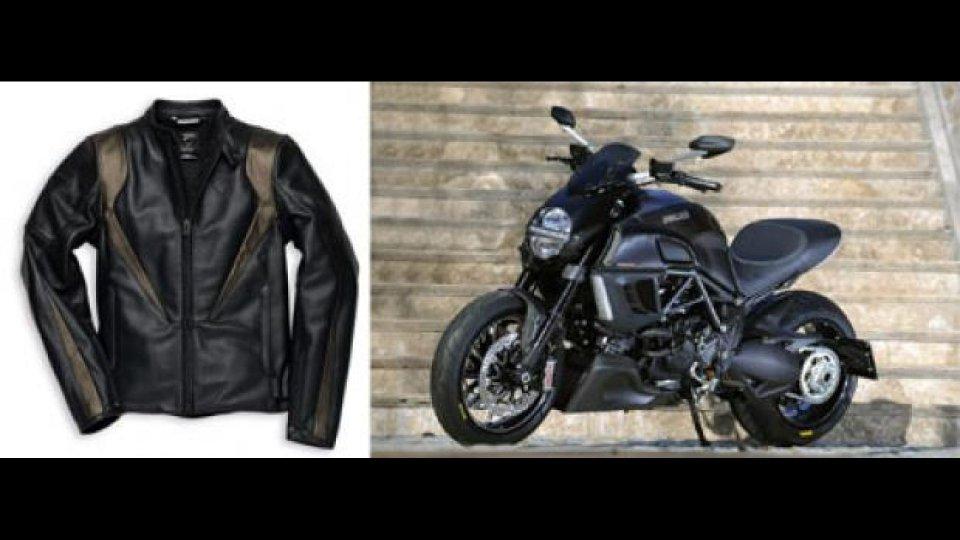Moto - News: Ducati, linee dedicate alla Diavel