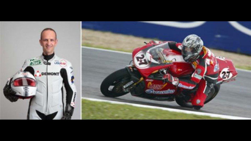 Moto - News: Gianni De Matteis torna alle gare