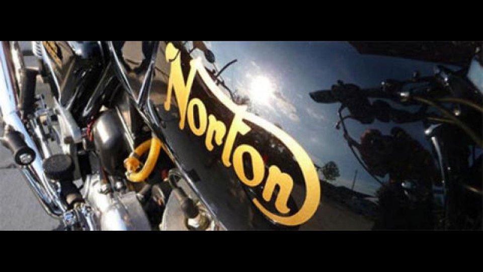 Moto - News: La Norton in MotoGp nel 2012?