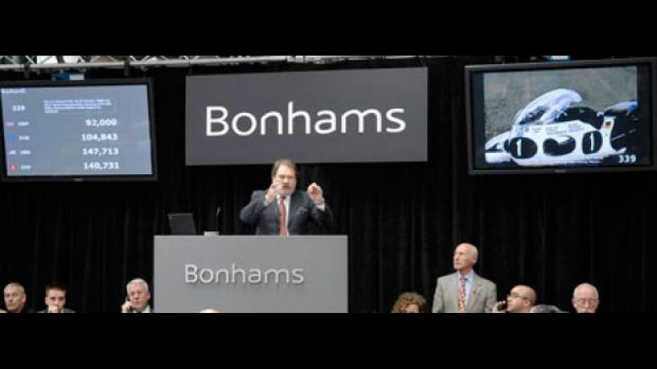 Moto - News: Manx Grand Prix 2011: Bonhams sarà lo sponsor del Festival
