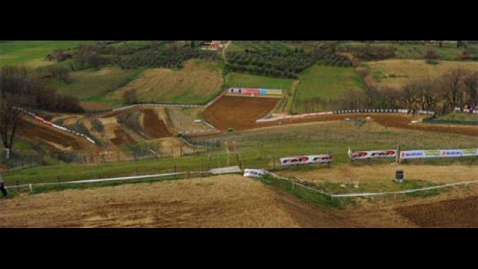 Moto - News: Mondiale Cross Mx3: si torna a Castiglione del Lago