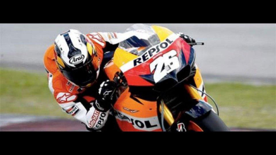 Moto - News: MotoGP, Honda: Pedrosa verrà operato dopo Jerez