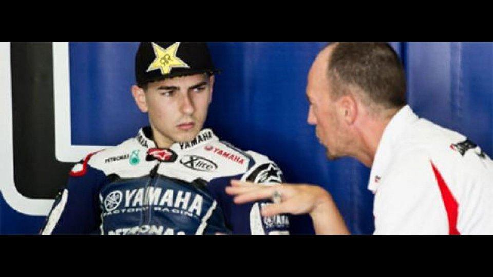 Moto - News: MotoGP 2011: Lorenzo non sottovaluta la Honda